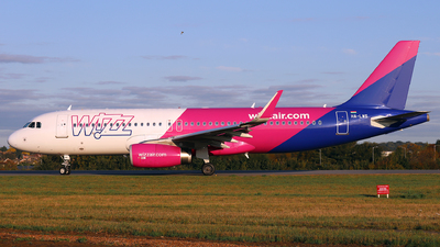 HA-LWS - Airbus A320-232 - Wizz Air