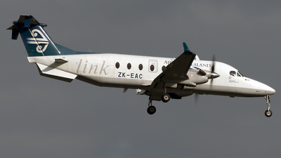 ZK-EAC - Beech 1900D - Air New Zealand Link (Eagle Airways)