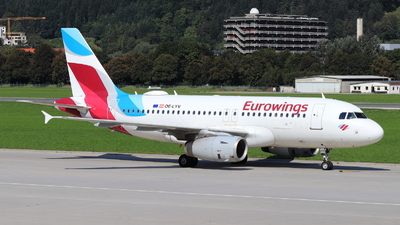 A picture of OELYV - Airbus A319132 - Eurowings - © Christoph Plank