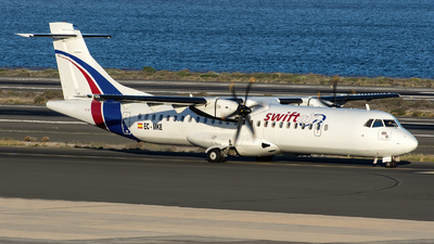 EC-MKE - ATR 72-212A(500) - Swiftair