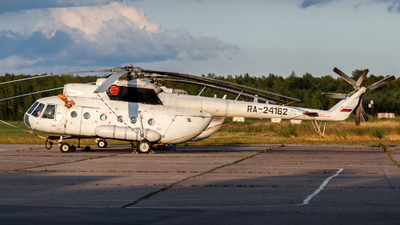 RA-24162 - Mil Mi-8T Hip - Vologda Air