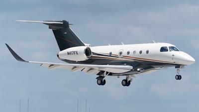 N417FX - Embraer EMB-545 Legacy 450  - Flexjet