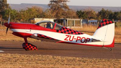 ZU-POP - Vans RV-7 - Private