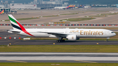 A picture of A6EPX - Boeing 77731H(ER) - Emirates - © Im Hyunsoo