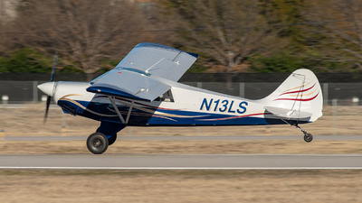 N13LS - Aviat A-1B Husky - Private