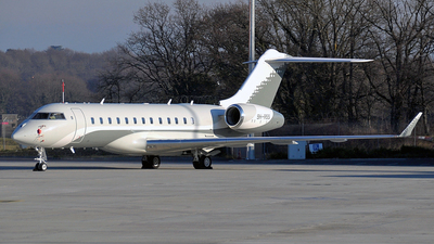 9H-RSS - Bombardier BD-700-1A10 Global 6000 - Private
