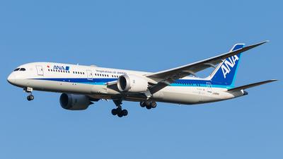 JA894A - Boeing 787-9 Dreamliner - All Nippon Airways (Air Japan)
