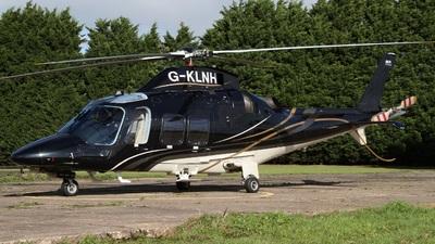 G-KLNH - Agusta-Westland AW-109SP GrandNew - Saxon Air