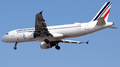 A picture of FGKXH - Airbus A320214 - Air France - © Fabrizio Spicuglia