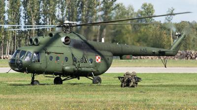 645 - Mil Mi-8T Hip - Poland - Army