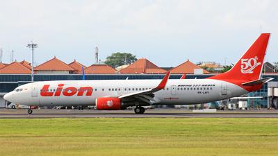 PK-LHY - Boeing 737-9GPER - Lion Air