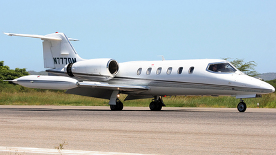 N777DM - Gates Learjet 35A - Private