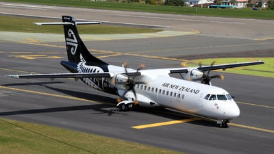 ZK-MVK - ATR 72-212A(600) - Air New Zealand Link (Mount Cook Airline)