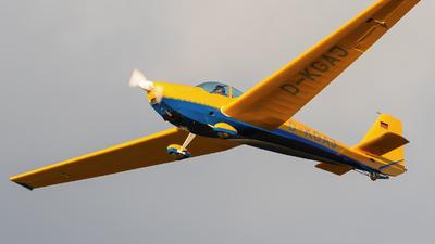 D-KGAJ - Scheibe SF.25C Falke - Ikarus LSC