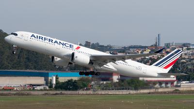 F-HTYG - Airbus A350-941 - Air France