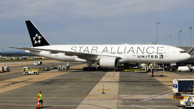 N794UA - Boeing 777-222(ER) - United Airlines