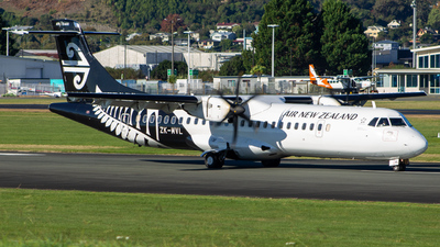ZK-MVL - ATR 72-212A(600) - Air New Zealand Link (Mount Cook Airline)