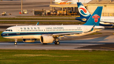 A picture of B301Y - Airbus A320251N - China Southern Airlines - © Miaomiao