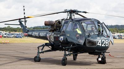 G-RIMM - Westland Wasp HAS.1 - Private