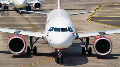 VT-CIE - Airbus A320-251N - Air India