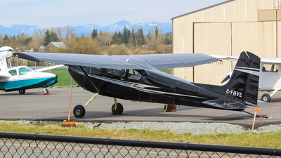 C-FHVE - Cessna 180 Skywagon - Private