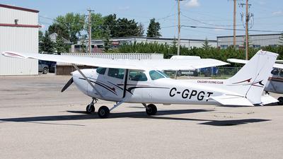 C-GPGT - Cessna 172M Skyhawk - Calgary Flying Club