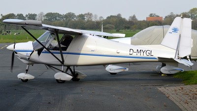 D-MYGL - Ikarus C-42 - Private