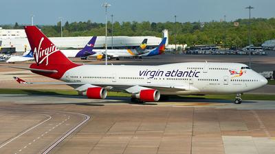 G-VROS - Boeing 747-443 - Virgin Atlantic Airways