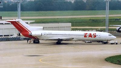 F-GGGR - Boeing 727-2H3(Adv) - Europe Aero Service (EAS)