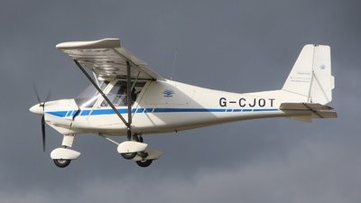 G-CJOT - Ikarus C-42 FB80 - Private