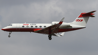 B-8300 - Gulfstream G450 - Private