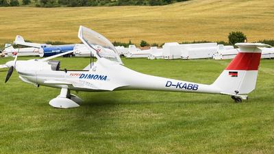 A picture of DKABB - Super Dimona HK 36 - [] - © Maik Voigt