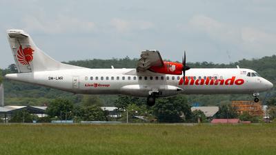 9M-LMR - ATR 72-212A(600) - Malindo Air