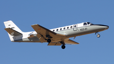 TR.20-03 - Cessna 560 Citation V - Spain - Air Force
