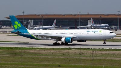 A picture of EIELA - Airbus A330302 - Aer Lingus - © yiran