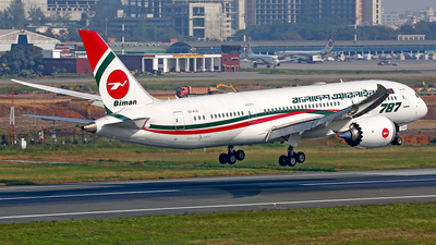 A picture of S2AJV - Boeing 7878 Dreamliner - Biman Bangladesh Airlines - © Raihan Ahmed
