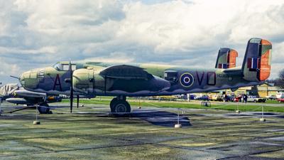 N9089Z - North American B-25J Mitchell - Private
