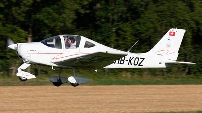 A picture of HBKOZ - Tecnam P2002JF - [100] - © Alexandre Fazan