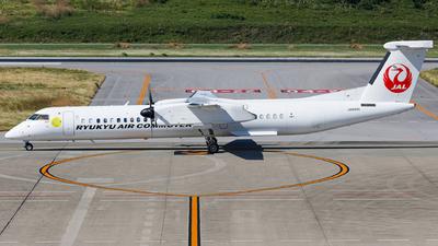 JA84RC - Bombardier Dash 8-Q402C - Ryukyu Air Commuter (RAC)