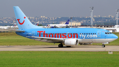 G-THOD - Boeing 737-59D - Thomsonfly