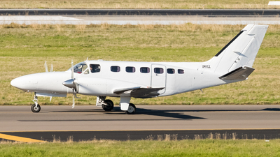 A picture of VHVJL - Cessna 441 Conquest II - [4410106] - © Andrew Lesty
