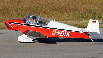 D-EDTK - Jodel D117 Grand Tourisme - Private