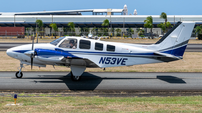 N53VE - Beechcraft G58 Baron - Private