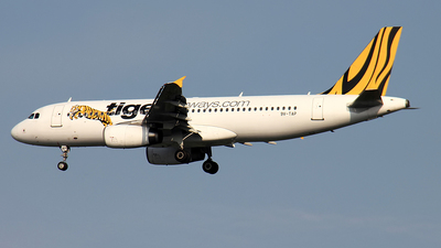9V-TAP - Airbus A320-232 - Tiger Airways