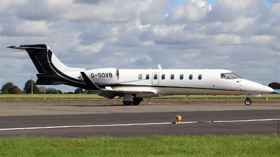 G-SOVB - Bombardier Learjet 45 - Zenith Aviation