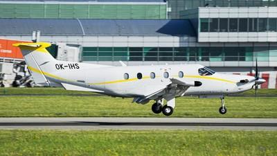 OK-IHS - Pilatus PC-12/47E - Private