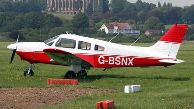 G-BSNX - Piper PA-28-181 Archer II - Redhill Air Services