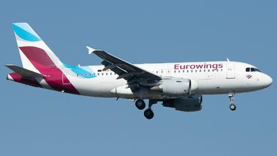 D-ABGN - Airbus A319-112 - Eurowings
