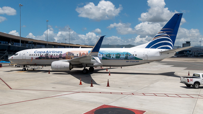 HP-1730CMP - Boeing 737-8V3 - Copa Airlines