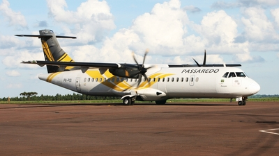 PR-PDI - ATR 72-212A(600) - Passaredo Transportes Aéreos